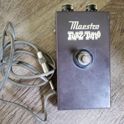 Maestro FZ-1A Fuzz Tone Pedal 60s for sale