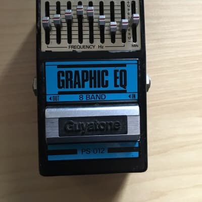 Guyatone PS-012 Graphic EQ for sale