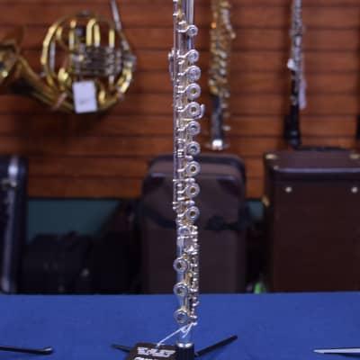Gemeinhardt 3SBNG1 Next Generation Open-Hole Flute w/ Inline G/A, Low B-Foot