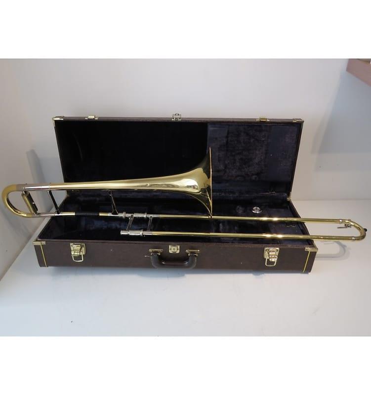 384c034981d Vintage Yamaha Custom YSL 841 Tenor Slide Trombone with Case | Reverb