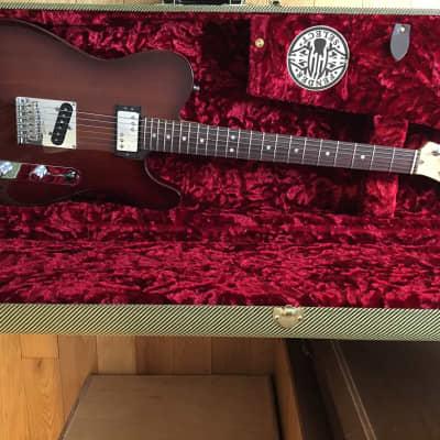 Fender American Select Carved Blackwood Top Telecaster SH 2013 for sale