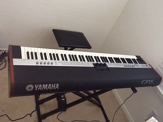 Yamaha cp5 brand new condition with custom wood ends reverb for Yamaha cp5 price