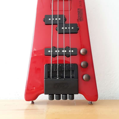 1995 Hohner Professional B2B licd. by Steinberger (4 string headless bass guitar) for sale
