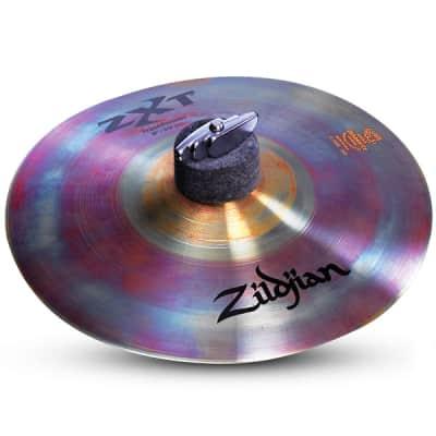 """Zildjian ZXT8TRF 8"""" Zxt Trashformer Splash Effect Cymbal w/ Short Sustain"""