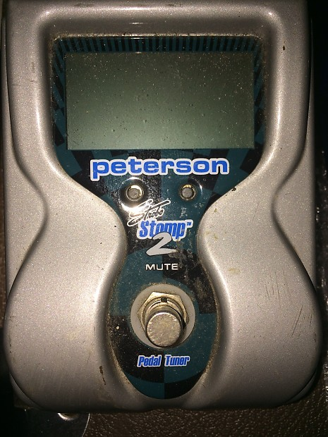 Peterson Strobo Stomp 2 VS S2