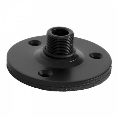 On-Stage TM08B Flange Mount with Rubber Shock