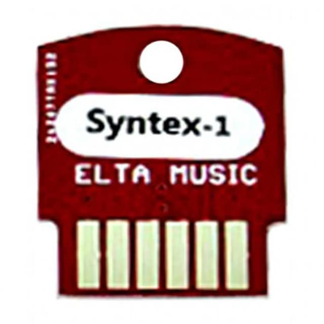 Elta Music Synthex-1 FX Cartridge image