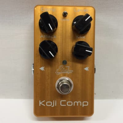 Suhr Koji Comp Compressor Guitar Effects Pedal Customer Return