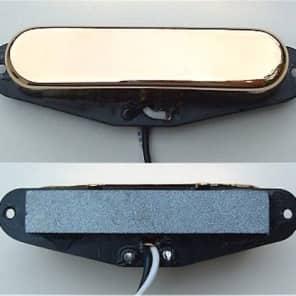 GuitarHeads SUPER TWANG Telecaster Tele Pickup - GOLD - Neck