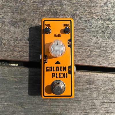 Tone City Golden Plexi Orange (WITH 9V POWER SUPPLY)