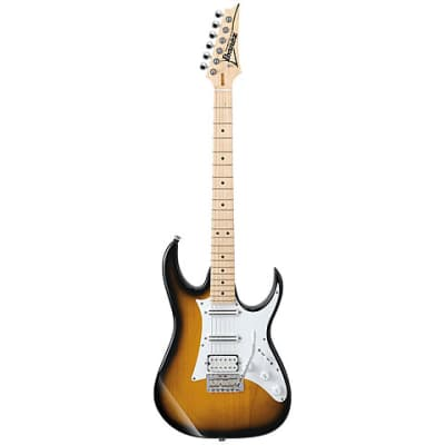 Ibanez Ibanez AT10P-SB Andy Timmons Solid Body 6-String Electric Guitar in Sunburst for sale