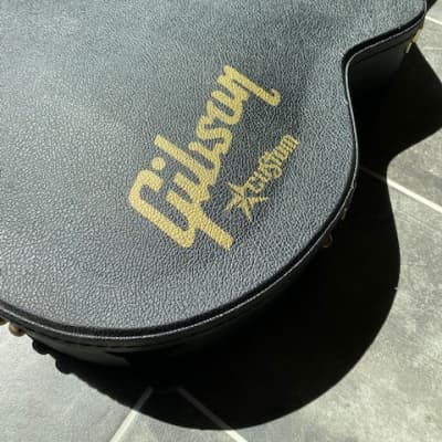 Gibson Custom Shop Case for 335 Guitar - Black