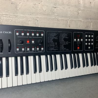 Sequential Circuits Six-Trak 1980s