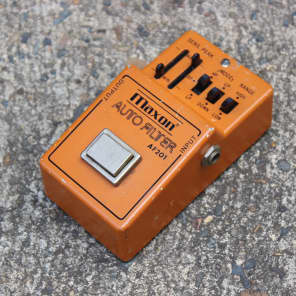 1980's Maxon AF-201 Auto FIlter Wah MIJ Japan Effects Pedal for sale