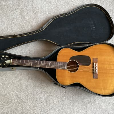 Vintage Harmony H-162 flat top acoustic Guitar  circa 1965 for sale