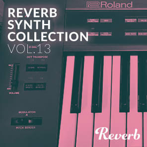 Reverb Roland Alpha Juno Synth Collection Sample Pack by Rik Marston