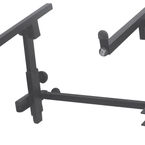 On-Stage KSA7550 Professional 2nd Tier For Folding Z-Style Keyboard Stand