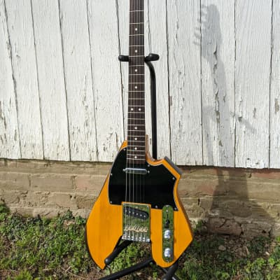 Telecaster Style Douglas USA Electric Guitar, Hot Rodded, Partscaster for sale