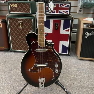 Kentucky KM-300E 4 String Solid  Traditional Sunburst for sale