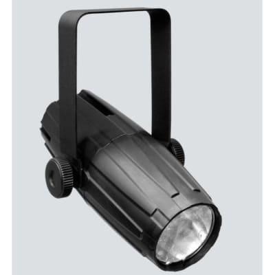 Chauvet LEDPINSPOT2 LED Pinspot 2 , White 3W LED w/ Gels