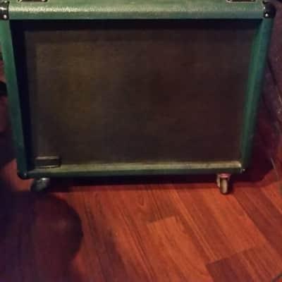 Custom Audio OD100 standard plus Forest Green