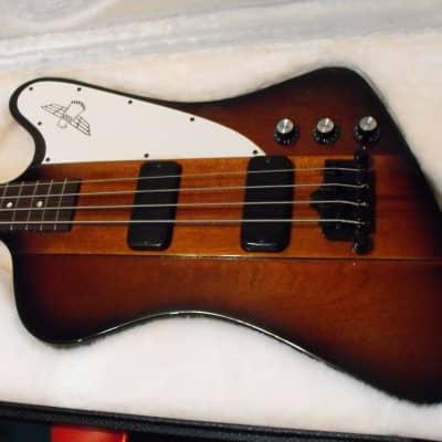Gibson Thunderbird IV Vintage Sunburst bass guitar made in the USA ohsc for sale