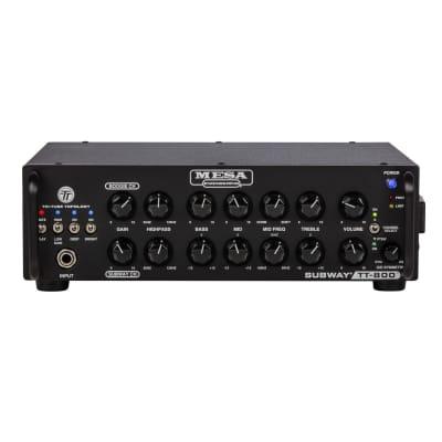 Mesa Boogie Subway TT-800 2-Channel 800-Watt Bass Amp Head
