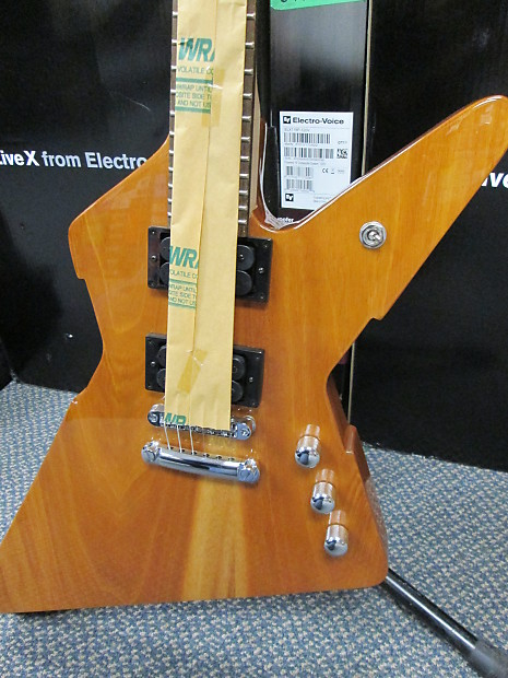 peavey rotor exp 6 string electric guitar natural reverb. Black Bedroom Furniture Sets. Home Design Ideas
