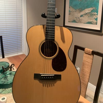 Collings OM 1A 2008 Mahogany / Adirondack for sale