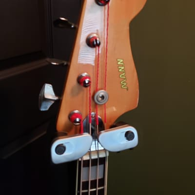 Mann (Ibanez) bass guitar, model A 911 for sale