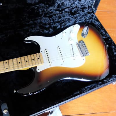 Fender Fender Wildwood 10 Custom Shop 1957 Stratocaster Journeyman 2007 Sunburst for sale