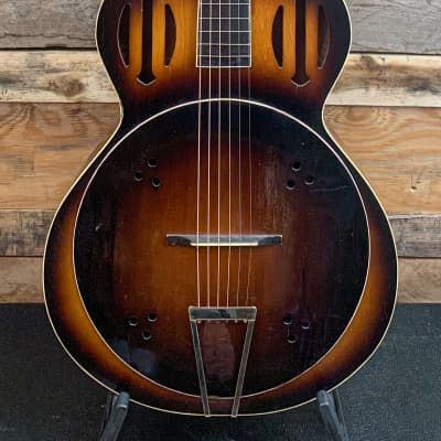 Kay Wood Amplifying Resophonic Guitar 1930 for sale