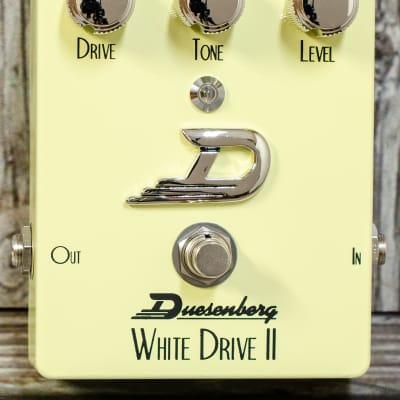 Pre Owned Duesenberg White Drive II Inc Box for sale