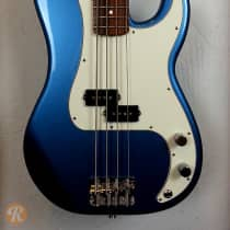 Fender Standard Precision Bass 1989 Lake Placid Blue image