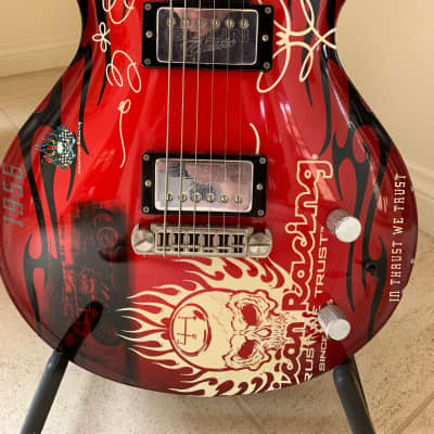 Bolin Custom Artist Proof - American Racing 2007 Red for sale