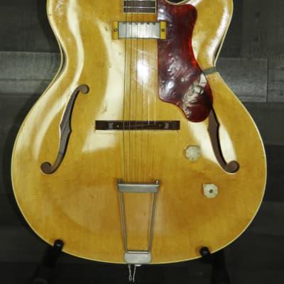 Epiphone  Zephyr Regent 1953 Blonde for sale