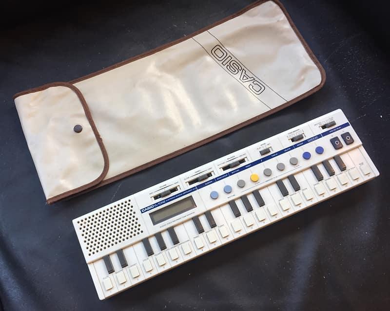 9cb0cecd3 Casio VL-5 1980s vintage polyphonic keyboard/drum machines w | Reverb