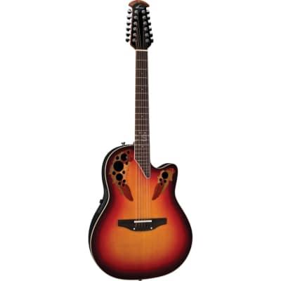 Ovation 2758AX Standard Elite 12-String