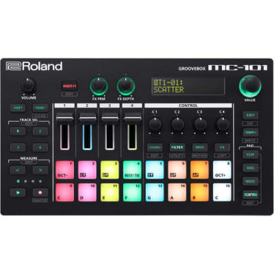 Roland MC-101 Portable Groovebox