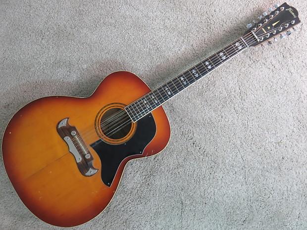 Vintage Framus Texan 12 String Acoustic Guitar Bavaria High Reverb