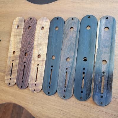 Pickard Guitars Telecaster  2020 Exotic Wood