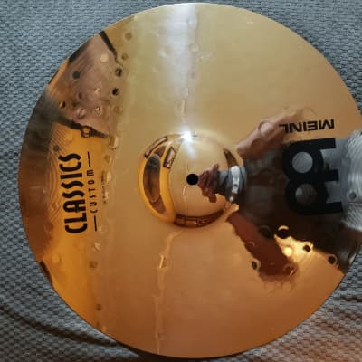 "Meinl 16"" Classics Custom  Brilliant"