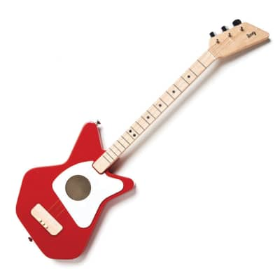 Loog Pro Acoustic Red for sale