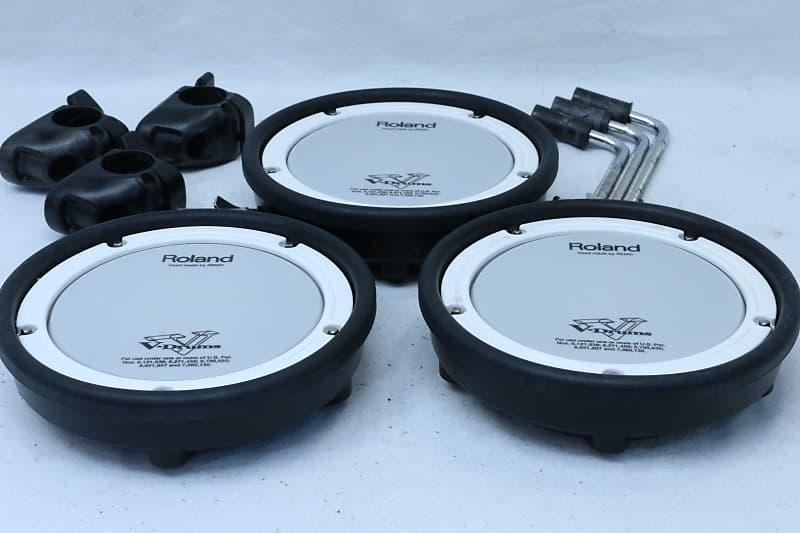 three roland pdx 6 v dual trigger drum mesh head pdx6 mounts reverb. Black Bedroom Furniture Sets. Home Design Ideas