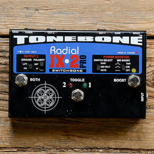 Radial Engineering Tonebone Cabbone #ABVERKAUF