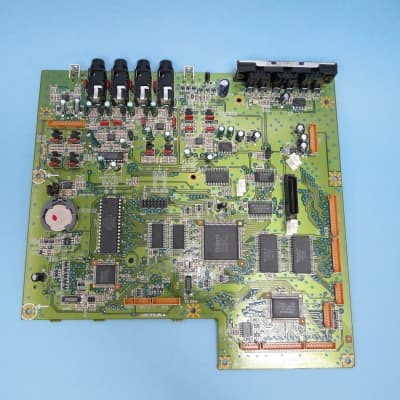 ROLAND JV-880 Main Board - ASSY# 79675320 - Clean & UNTESTED - For parts only - Free Shipping