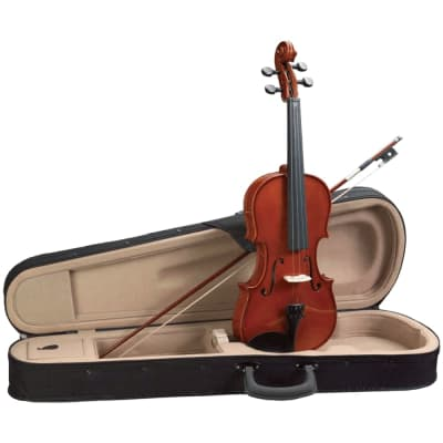 Academy 3/4 Violin with Case, 145AU, set up and ready to play for sale