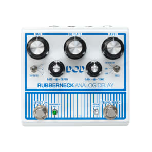 DOD Rubberneck Analog Delay with Tap Tempo for sale