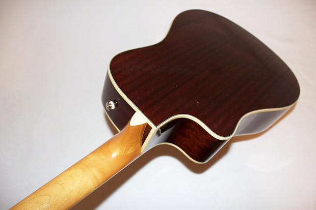 fender malibu sce cutaway acoustic electric guitar w case reverb. Black Bedroom Furniture Sets. Home Design Ideas