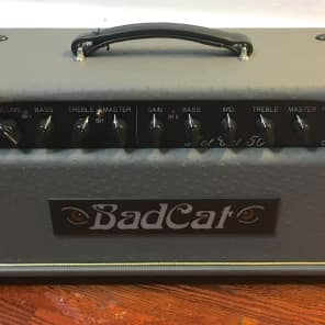 Bad Cat Hot Cat 50 50-Watt Guitar Amp Head